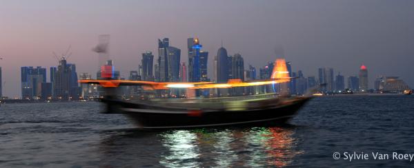 Doha Skyline 01