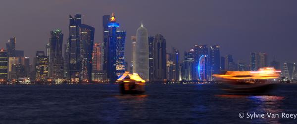 Doha Skyline 03