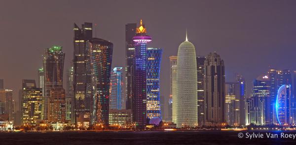 Doha Skyline 04