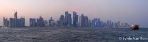 Doha Skyline 06