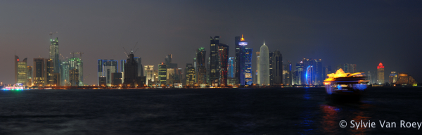 Doha Skyline 08