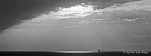 North Sea B&W 18