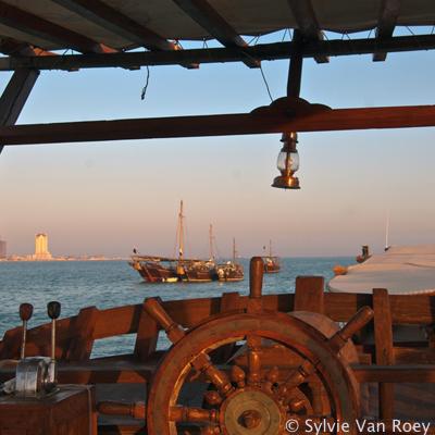 Qatar Dhows
